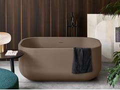 Vasca da bagno in Livingtec®DAFNE - CERAMICA CIELO
