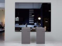 Antonio Lupi Design, DAMONE Specchio rettangolare da parete per bagno