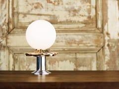 Lampada da tavolo a luce indiretta in alluminioDANCER - PASCAL AND PHILIPPE