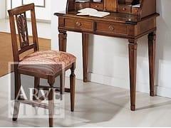 Sedia in legno massello con schienale apertoDANTE | Sedia - ARVESTYLE