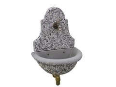 Lavello da muro in pietra ricostruitaDANUBIO - BONFANTE
