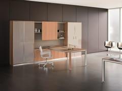 Libreria ufficio in legnoDARCH | Libreria ufficio - ARCHIUTTI