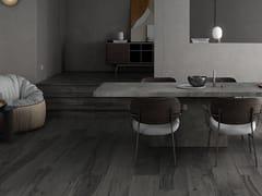 Pavimento/rivestimento in gres porcellanato effetto legnoDARING - CERAMICA RONDINE