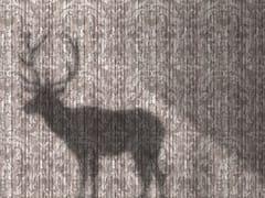 Mineheart, DRIFTWOOD DAMASK Carta da parati damascata in carta non tessuta