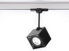 Illuminazione a binario a LED in alluminio DAU SPOT 4162 - Dau