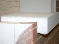 Wall System, Davanzale Davanzale termico