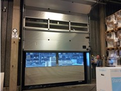 Portone sezionale DAY AND NIGHT - ASSA ABLOY ENTRANCE SYSTEMS ITALY