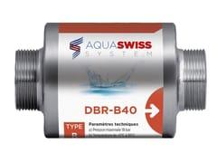 Defangatore per impianti termiciDBR-B40 - AQUASWISS SYSTEM
