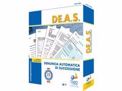 GEO NETWORK, DE.A.S. II PRO Gestione dichiarazioni di successioni e volture catastali