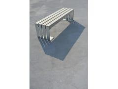 LAB23, DEACON ECO Panchina riciclabile senza schienale