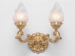 Lampada da parete in ottone DEBRECEN I | Lampada da parete - Debrecen