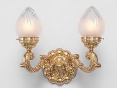 Lampada da parete in ottone DEBRECEN II | Lampada da parete - Debrecen