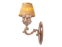 Lampada da parete a luce diretta in ottone DEBRECEN III | Lampada da parete - Debrecen