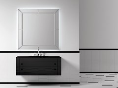 Mobile lavabo sospeso con cassettiDECOR | Mobile lavabo sospeso - ARTELINEA