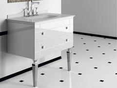 Mobile lavabo da terra con cassettiDECOR | Mobile lavabo da terra - ARTELINEA