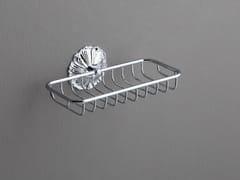 Portasapone a muro in ottoneDECOR | Portasapone in metallo - BLEU PROVENCE