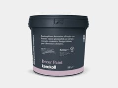 Resina / pittura decorativa all'acquaDECOR PAINT - KERAKOLL DESIGN HOUSE