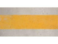 Decori da rivestimento e da pavimentoDECORAZIONE ONE WAY LINE ASH - ABK GROUP INDUSTRIE CERAMICHE