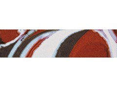 Decori da rivestimento e da pavimentoDECORAZIONE SPLASH ARANCIO MIX 2 - ABK GROUP INDUSTRIE CERAMICHE