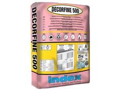 Rivestimento decorativo traspiranteDECORFINE 500 - INDEX