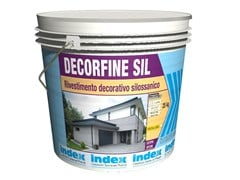 INDEX, DECORFINE SIL1.2 Rivestimento decorativo silossanico