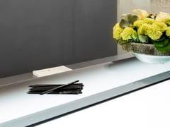 OmniDecor®, DECORFLOU® BIFLOU Rivestimento per mobili in vetro satinato
