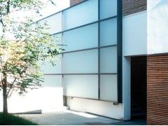 Pannello per facciata in vetro satinato DECORFLOU® CLASSIC -