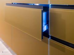 OmniDecor®, DECORGEM® Rivestimento per mobili in vetro colorato