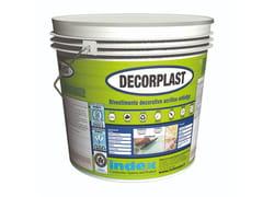 INDEX, DECORPLAST 1.2 Rivestimento decorativo acrilico antialga