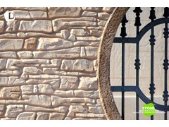 Malta cementizia per rivestimenti stampati DECOWALL® - STONE INTERNATIONAL