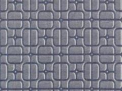 Tessuto in fibra sintetica con motivi graficiDEDALO - GANCEDO