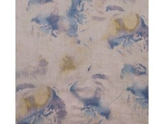 Tessuto con motivi floreali per tendeDEEP OCEAN - ALDECO, INTERIOR FABRICS