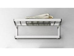 Porta asciugamani / mensola bagno in ottoneDEEP - MG12