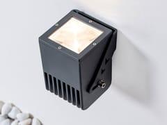 Lampada da parete per esterno a LED a luce indiretta in alluminio verniciato a polvereDEGREE - LED BCN LIGHTING SOLUTIONS