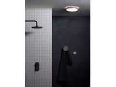 Lampada da parete / lampada da soffitto in acciaio e vetroDENIA - ASTRO LIGHTING