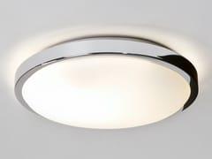 Astro Lighting, DENIA Lampada da parete / lampada da soffitto in acciaio e vetro