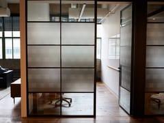 Pellicola per vetri adesiva decorativaDESIGN - ACTE DECO