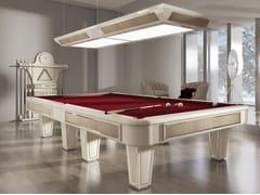 Tavolo da biliardoDESIRE | Tavolo da biliardo - VISMARA DESIGN
