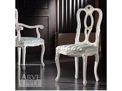 Sedia imbottita con schienale apertoDESIREE | Sedia - ARVESTYLE