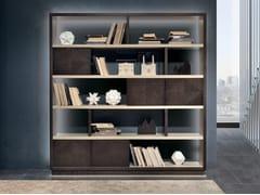 Libreria a giorno con illuminazioneDESYO | Libreria - CARPANELLI