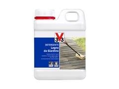 Detergente inodore per legnoDETERGENTE LEGNO DA GIARDINO - V33 ITALIA
