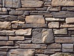 Rivestimento di facciata in pietra artificialeDEVERO P90 - GEOPIETRA®