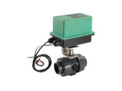 Servocomando ON-OFF con sonda di temperatura incorporataDIAMANT CLIMA e COMPACT CLIMA - COMPARATO NELLO