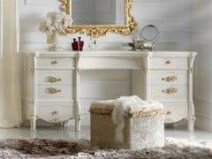 Mobile toilette in legno DIAMANTE | Mobile toilette - LINEA & CASA +39