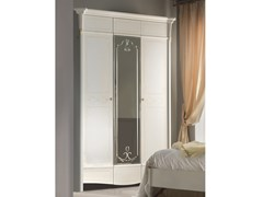 Armadio in legno con specchioDIAMANTE | Armadio - LINEA & CASA +39
