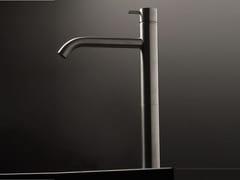 Miscelatore per lavabo monocomando in acciaio inox DIAMETRO35 INOX | Miscelatore per lavabo monocomando - Diametro35 Inox