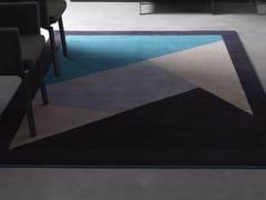 Tappeto fatto a mano rettangolare in fibra sintetica in stile modernoDIAMOND - BESANA MOQUETTE