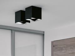Faretto a LED quadrato a soffitto DICE ON - Dice