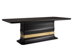 Tavolo rettangolare in legnoDILAN | Tavolo rettangolare - A.R. ARREDAMENTI