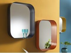 Specchio rettangolare da pareteDILETTA - MEMEDESIGN
